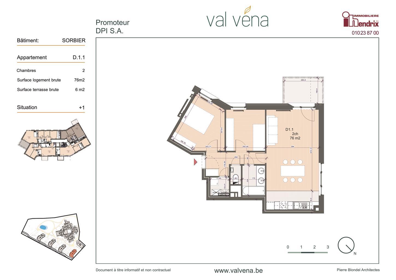 Appartement - Wavre - #3746767-0