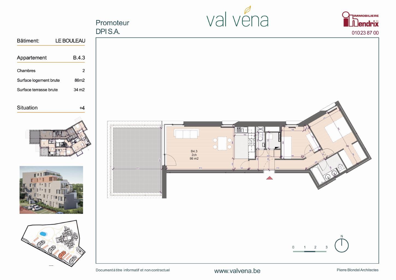 Appartement - Wavre - #3746799-1