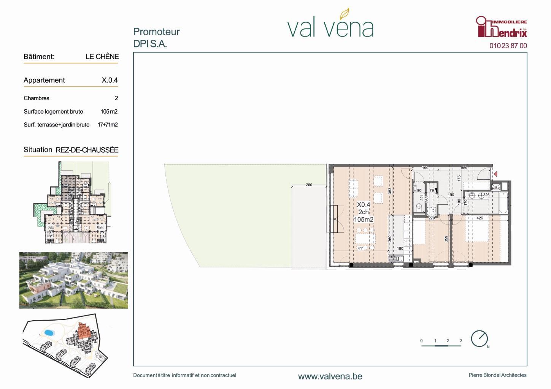 Appartement - Wavre - #3746803-1
