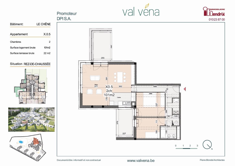Appartement - Wavre - #3746804-1