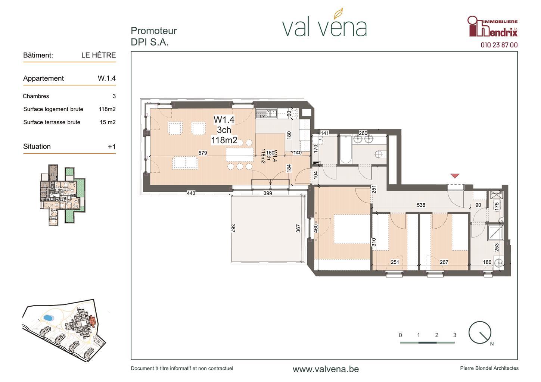 Appartement - Wavre - #3746818-0