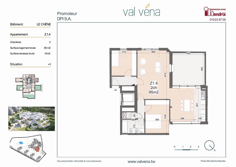 Appartement - Wavre - #3746830-0