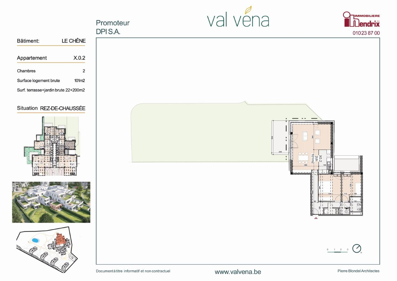 Appartement - Wavre - #3746844-0