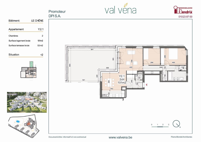 Appartement - Wavre - #3746848-1