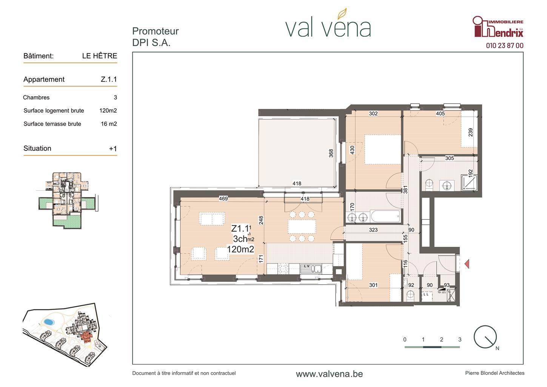 Appartement - Wavre - #3756213-0