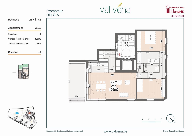 Appartement - Wavre - #3756222-0