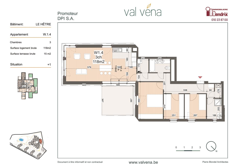 Appartement - Wavre - #3756240-0