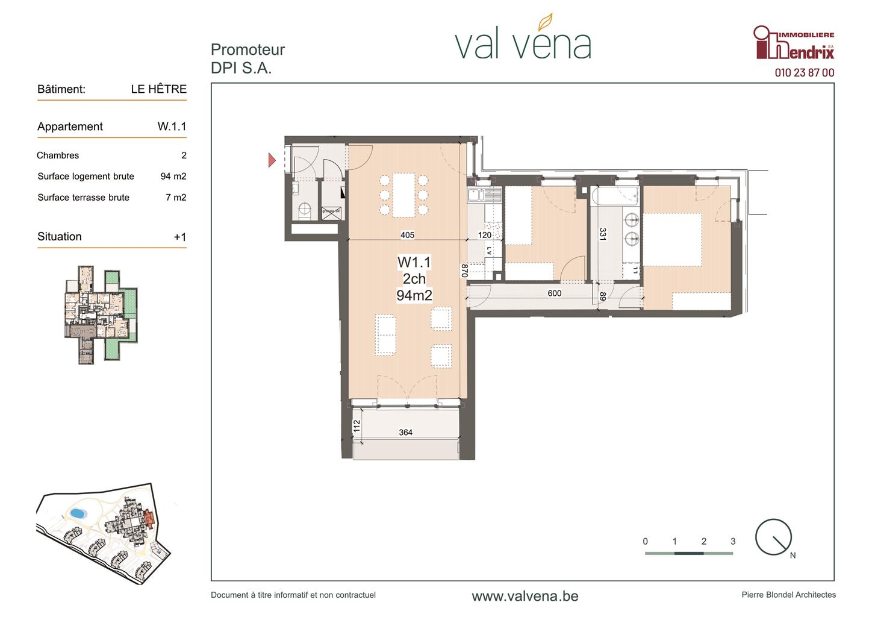 Appartement - Wavre - #3756244-0