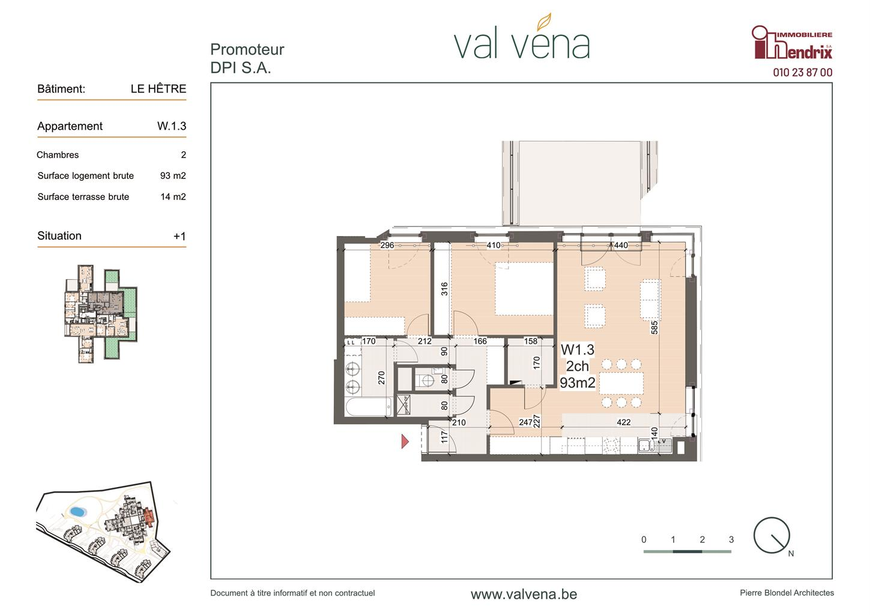 Appartement - Wavre - #3756246-0