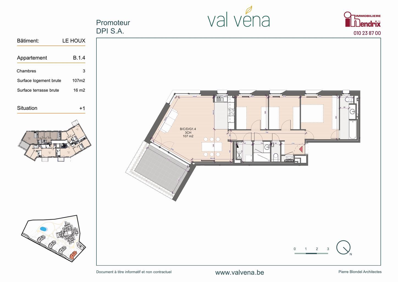 Appartement - Wavre - #3756260-0