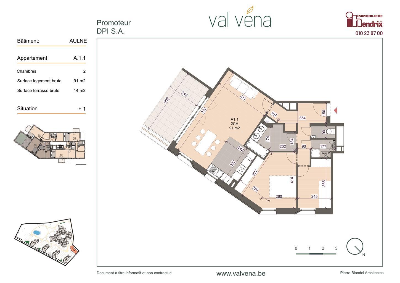 Appartement - Wavre - #3756284-0
