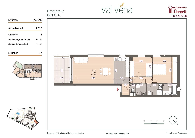 Appartement - Wavre - #3756287-0