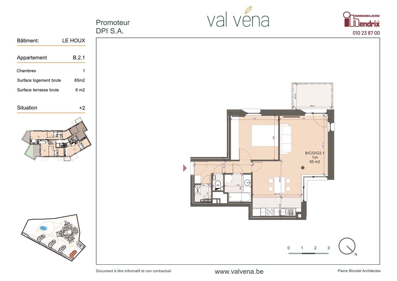 Appartement - Wavre - #3756304-0