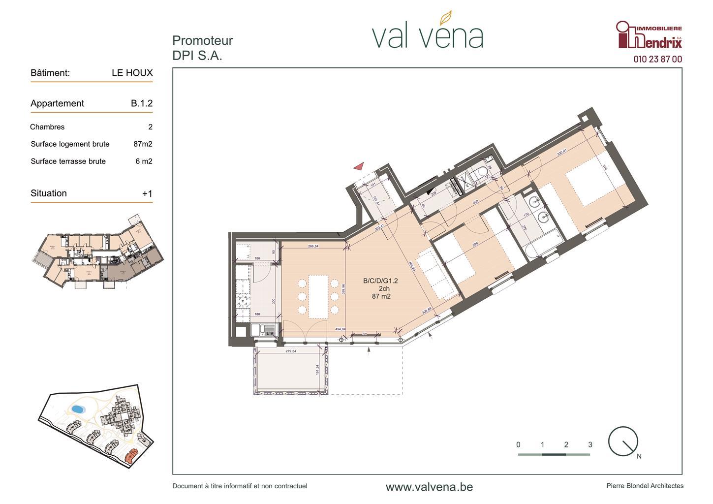 Appartement - Wavre - #3756313-0