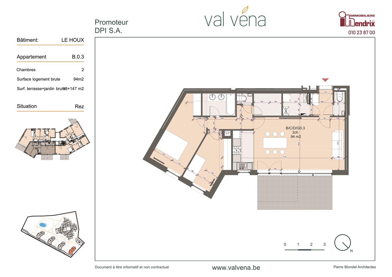 Appartement - Wavre - #3756314-0