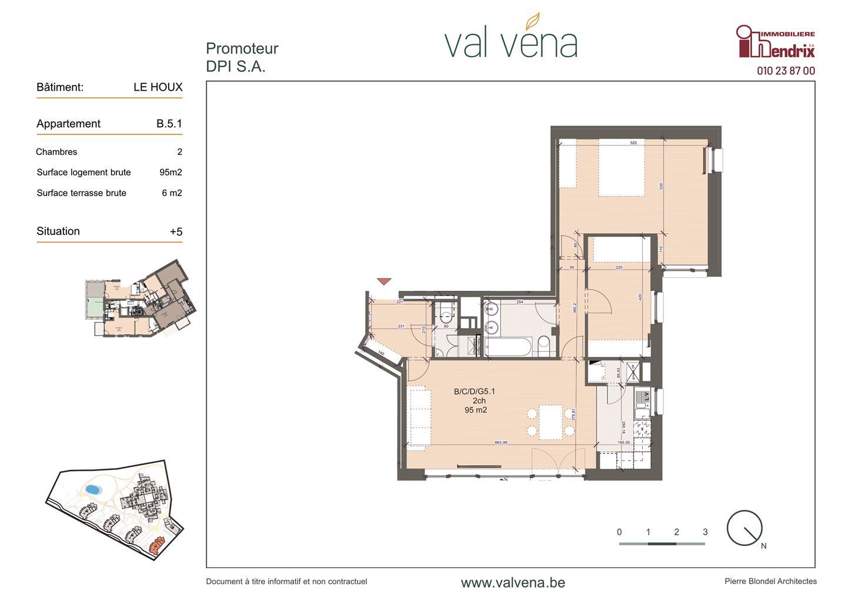 Appartement - Wavre - #3756317-0