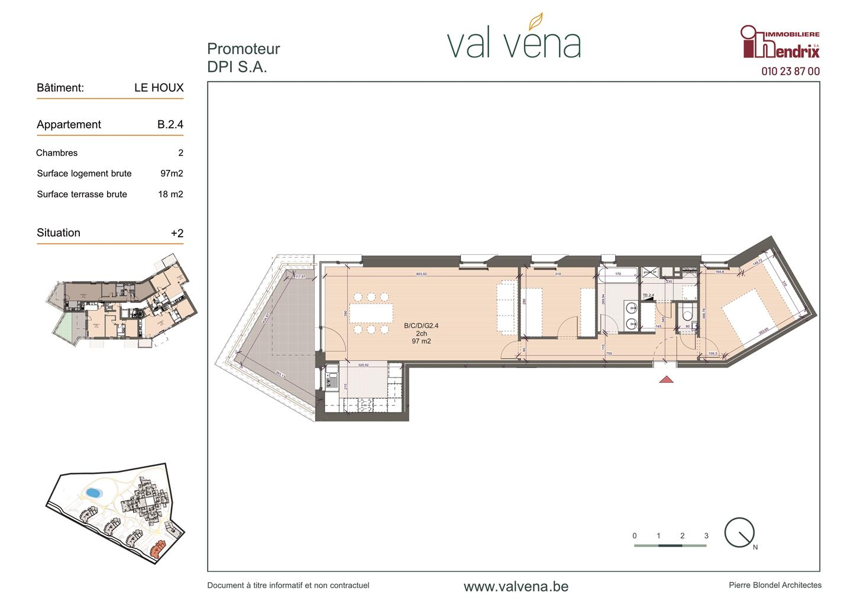 Appartement - Wavre - #3756345-0