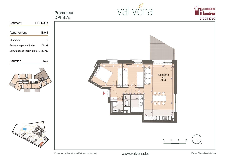 Appartement - Wavre - #3756350-0