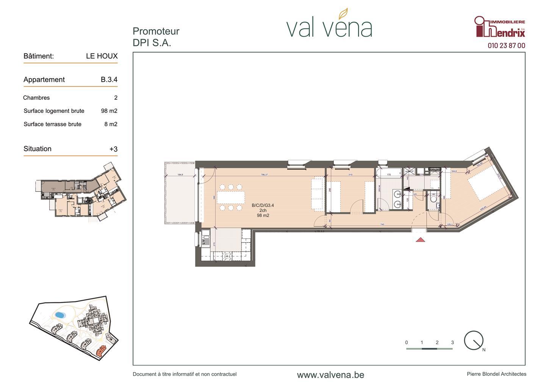Appartement - Wavre - #3756352-0