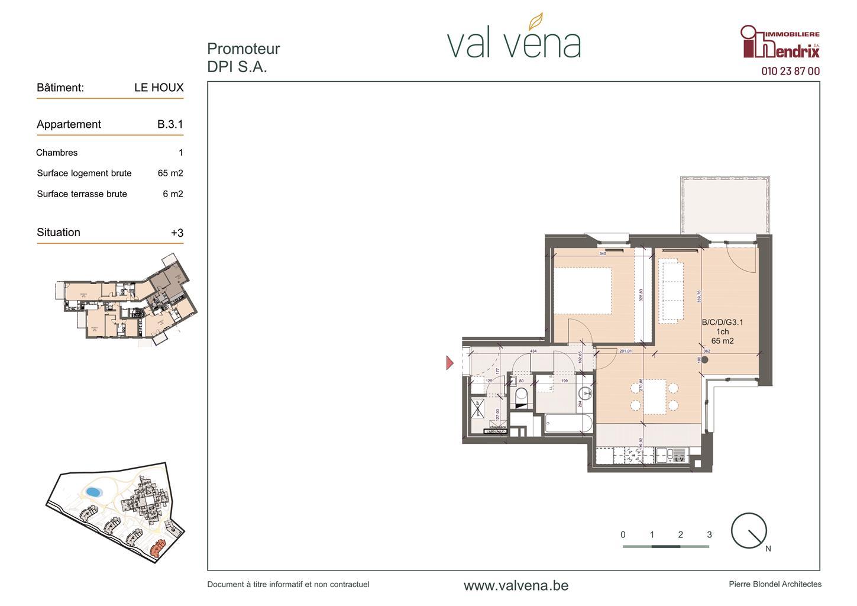 Appartement - Wavre - #3756357-0
