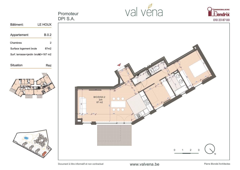 Appartement - Wavre - #3756359-0