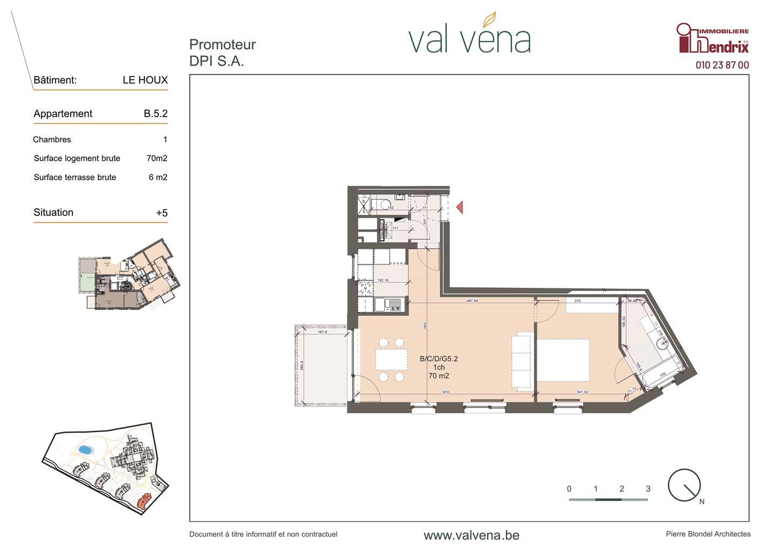 Appartement - Wavre - #3756364-0