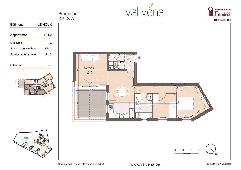 Appartement - Wavre - #3756365-0