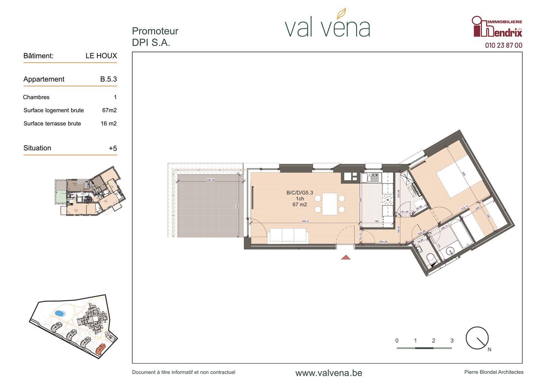 Appartement - Wavre - #3756366-0