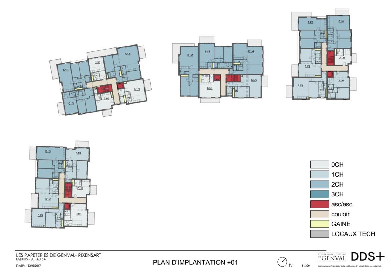 Appartement - Rixensart - #3780196-3