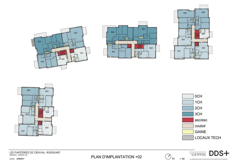 Appartement - Rixensart - #3780213-22