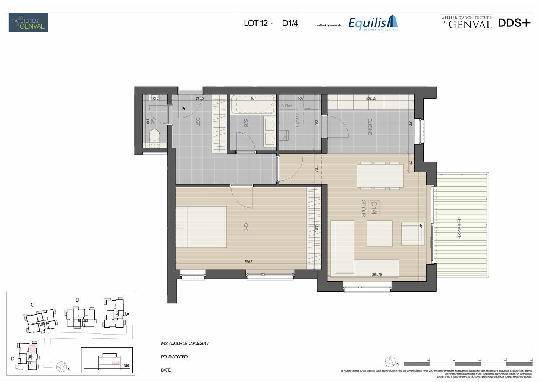 Appartement - Rixensart - #3780257-1