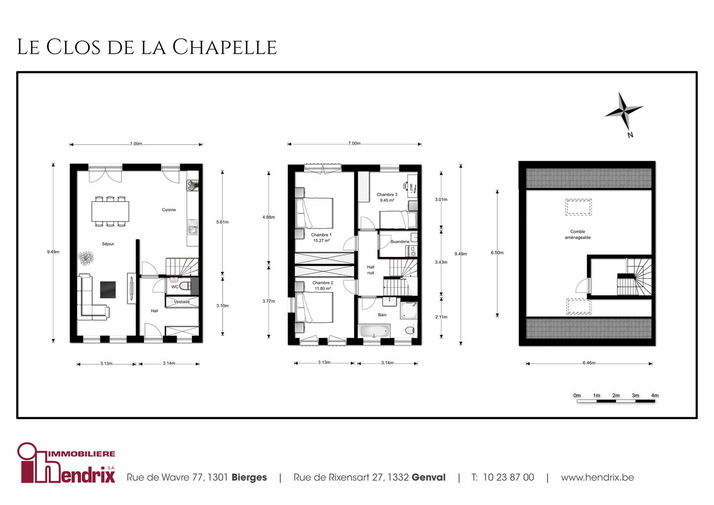 Maison - Eghezee - #3911627-1