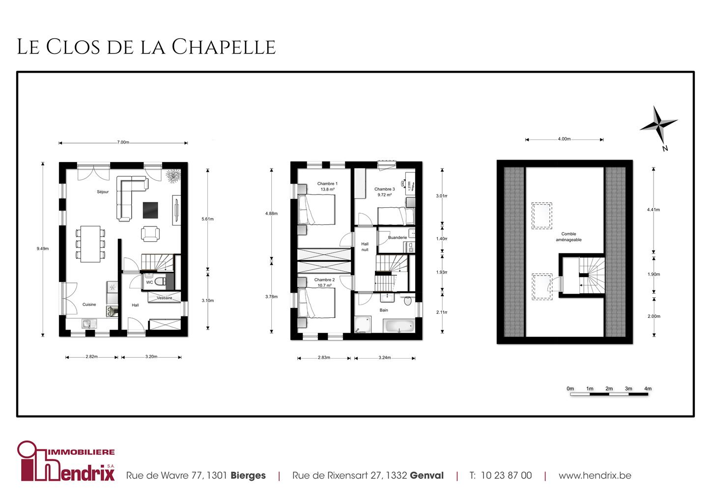 Maison - Eghezee - #3911629-1