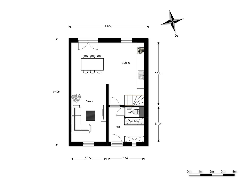 Maison - Eghezee - #3911631-4