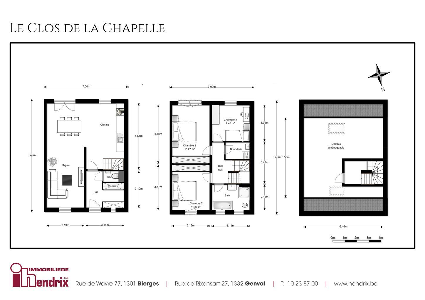 Maison - Eghezee - #3911633-1