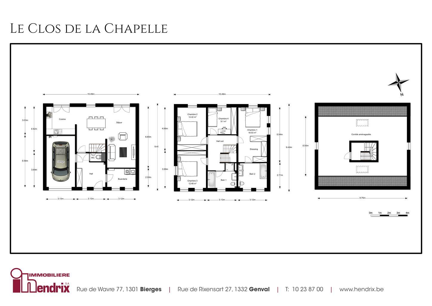 Maison - Eghezee - #3911635-1