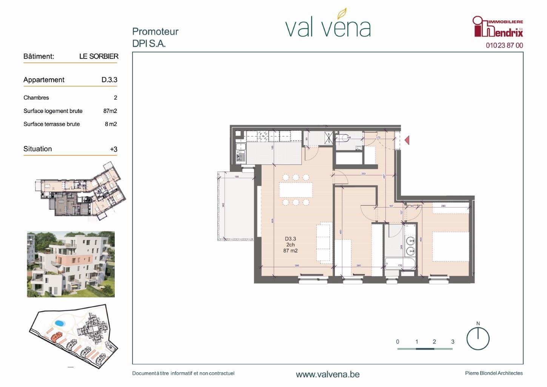 Appartement - Wavre - #4027054-1